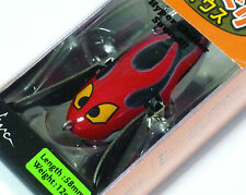 VIVA Donguri Mouse (Crimson Bomber) ~Top Water~ Barra & Murray Cod Killer!!!...