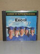 Come Usare Microsoft Excel 97 Corso di Autoistruzione Basica su CD-ROM