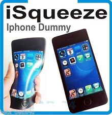 ISQUEEZE TOY STRESS RELIEF FOAM DUMMY GIMMICK NOVELTY IPHONE 4 STRESSBERRY GIFT