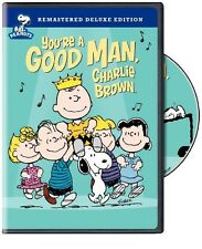 You're a Good Man, Charlie Brown [Deluxe Edi (2010, REGION 1 DVD New) Deluxe ED.