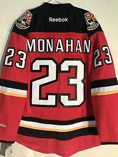Reebok Premier NHL Jersey Calgary Flames Sean Monahan Red Alt sz 2X