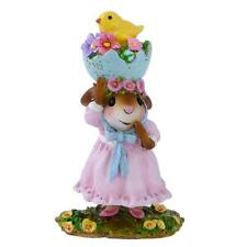 "Wee Forest Folk ""Silly Easter Bonnet"" M-478 Retired"