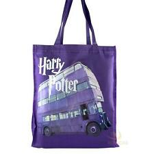 Harry Potter - Knight Bus Cotton Tote Shopping Bag New Official Warner Bros