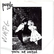 Puggle 45 You're Not Invited - New Jersey Lo-Fi Indie Punk - Hear