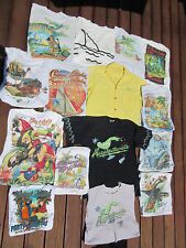 15 VTG Jimmy Buffett Margaritaville Parrothead Tropical T-shirt Shirts LOT