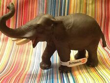 SCHLEICH 14144 INDIAN ELEPHANT  retired discontinued  zoo animal BNWT