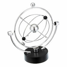 Armillary Globe Earth Moveable Celestial Rings Nautical Table Globe Desk Decor