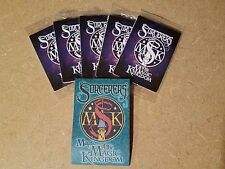5 New Unopened Packs Disney Sorcerers of the Magic Kingdom Spell Cards (25)