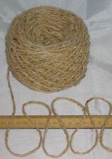 100g ball Aran Tweed crème sable 100% pure laine britannique race tricot EFW 602