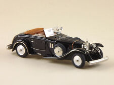 ABC 275 MERCEDES BENZ SAOUTCHIK ROADSTER CH.35968 - 1928 BLACK