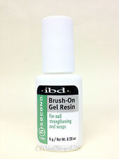 IBD- BRUSH-ON GEL RESIN 6g- ideal for wraps and strengthening natural nails