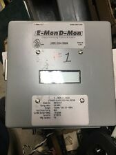 E-MonD-Mon 3 Phase Class 2000 KWH Meter Model # 480100 KIT .. WD-17B