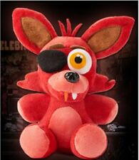 """FNAF Five Nights at Freddy's FOXY PIRATE Plush Toy 7""""  H01"""