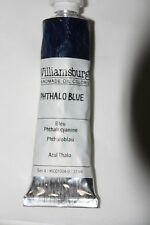 WILLIAMSBURG Hand Made Oil Paint-PHTHALO BLUE Series 4-37ml