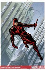 Daredevil #501 1:20 Tim Sale Variant Comic Book Marvel 2009 THE MAN WITHOUT FEAR