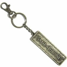 Game of Thrones Metall Schlüsselanhänger Logo - Keyring SD TOYS