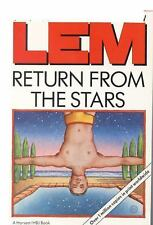 Return from the Stars by Stanislaw Lem (1989, Paperback)