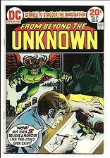 FROM BEYOND THE UNKNOWN # 24 (ANDERSON & INFANTINO, OCT 1973), FN/VF