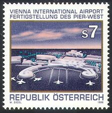 Austria 1996 Aviation/Planes/Airport/Buildings/Architecture/Transport 1v n24857