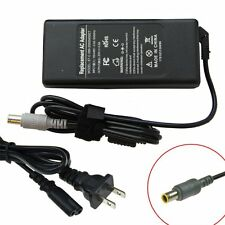 90W AC Adapter Charger For IBM Lenovo Thinkpad T61 X61 R61 X300 Power Supply US