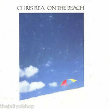 cd CHRIS REA............ON THE BEACH.....