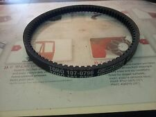 Toro Lawnmower Blade Brake Clutch Belt New OEM Toro 107-0796 Mower  Blade Belt