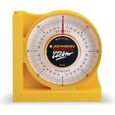 Johnson Level 700 Magnetic Protractor / Angle Locator