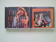 The Rolling Stones - The Best I and The Best II 2x Japan CD