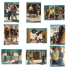 Sliders TV Show Trading Embossed Chase Card Set Of 9 Season 3 Special
