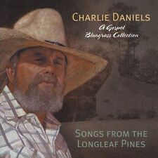 Daniels, Charlie Songs From the Longleaf Pine CD