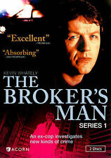 THE BROKER'S MAN DVD Starring KEVIN WHATELY - SERIES 1- 2 DVD Set
