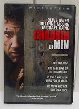 Children of Men (DVD, 2007, Anamorphic Widescreen)