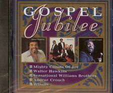 GOSPEL JUBILEE - VARIOUS ARTISTS - CD - NEW