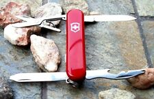Victorinox MIDNITE MANAGER Red Original Swiss Army Knife White LED 53751 NEW!