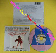 CD SOUNDTRACK The Woman In Red 530 030-2 STEVIE WONDER no lp dvd vhs(OST3)