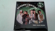 "SCISSOR SISTERS ""TAKE YOUR MAMA"" CD SINGLE 1 TRACKS"