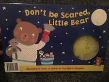 Glow In The Dark Stars & Bear Board Book