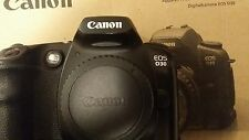Canon EOS D30 body only with accessories