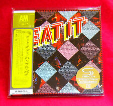 HUMBLE PIE EAT IT JAPAN AUTHENTIC SHM MINI LP CD NEW OUT OF PRINT UICY-94070