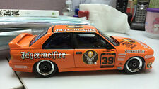 1/10 BMW M3 Jagermeister RC Body wing decal Evo E30 ETCC DTM WTCC Touring Car