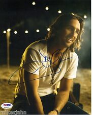 Jake Owen Barefoot Blue Jean Night Signed Autograph 8x10 Photo PSA DNA COA