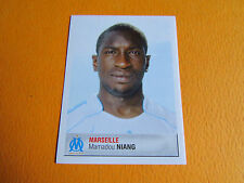 N°209 NIANG OLYMPIQUE DE MARSEILLE OM PANINI FOOTBALL FOOT 2007 2006-2007