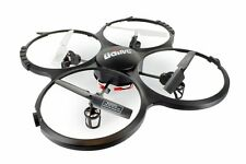UDI U818A-1-P2 (PRO HD) Discovery 2.4GHz 4 CH 6 Axis Gyro RC by FREAKING AWESOME