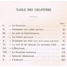 Les NOYADES de NANTES par LENOTRE Curé de St Lyphard et Nuit du 24 Frimaire 1912