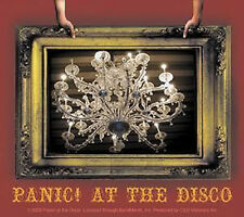 PANIC AT THE DISCO Chandelier Logo Sticker NEW OFFICIAL MERCHANDISE RARE Rock