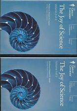 The Joy of Science (The Great Courses) 10 DVDs  Robert M. Hazen FREE SHIPPING
