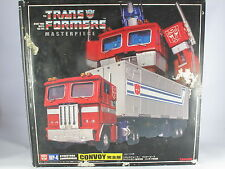 Transformers Masterpiece MP04 Optimus Prime Convoy Takara Complete Poor Box