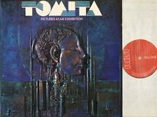 TOMITA pictures at an exhibition ARL1-0838 A4E/B2E uk rca 1975 LP PS EX+/EX
