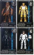 DHL Hasbro Star Wars Black 6 Inches The Black Series Wave 7 Set of 4 Figures DE