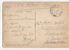 Field Post Office 551 1946 Postmark Active Service 291a